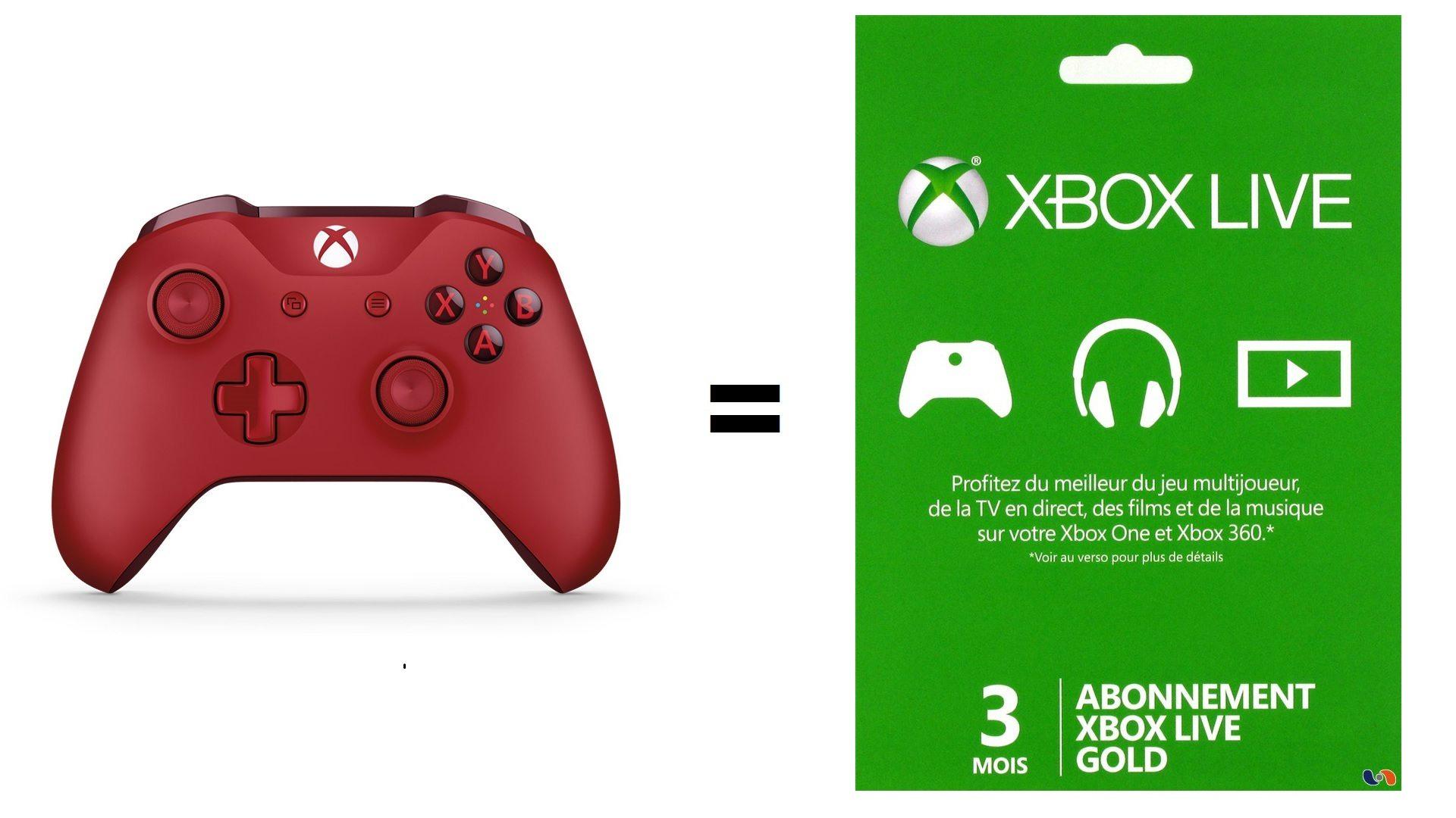 Xbox Live Gold Gratuit