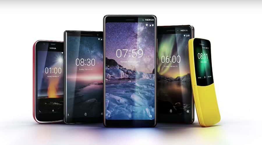 Photo de #MWC18 – Nokia s'apprête à doubler toute la concurrence