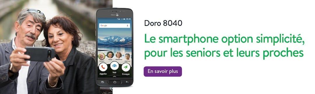 Photo of #MWC18 – Doro annonce des nouveaux téléphones pour les seniors