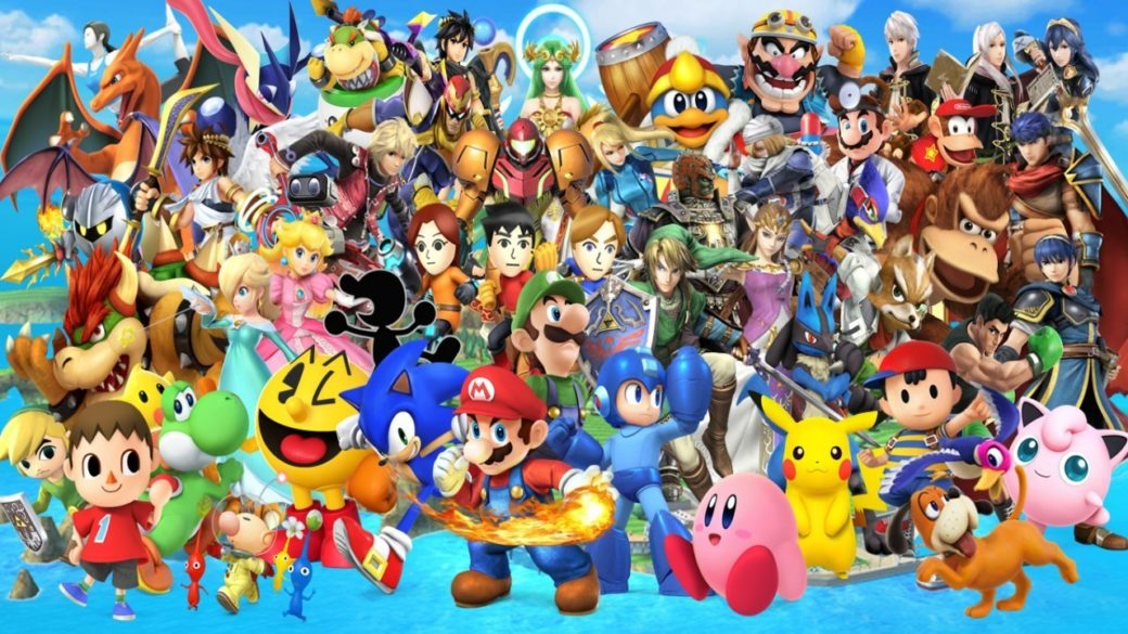 Photo of Super Smash Bros débarque en 2018 sur Nintendo Switch – #buzzetclair