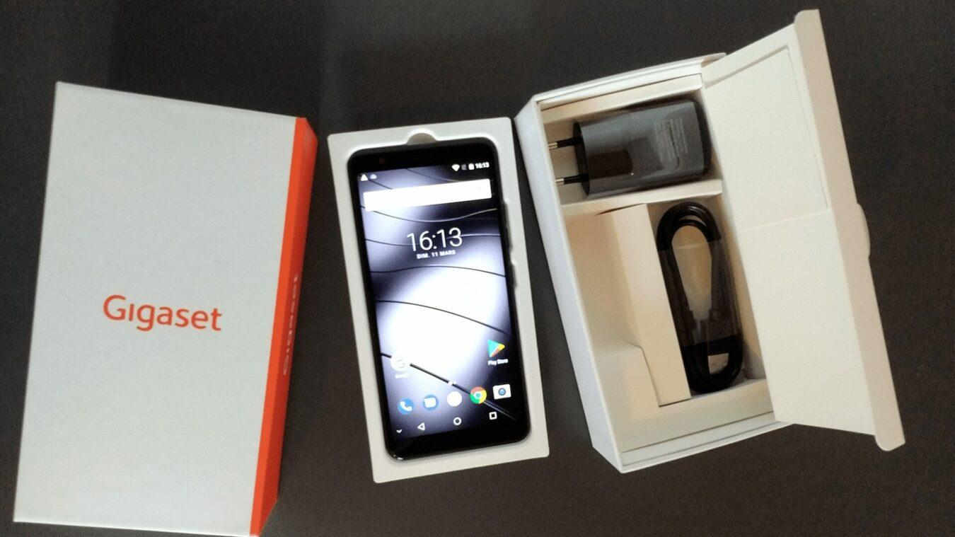 Photo de TEST – Gigaset GS370 : Smartphone moyen de gamme qui vaut le détour !