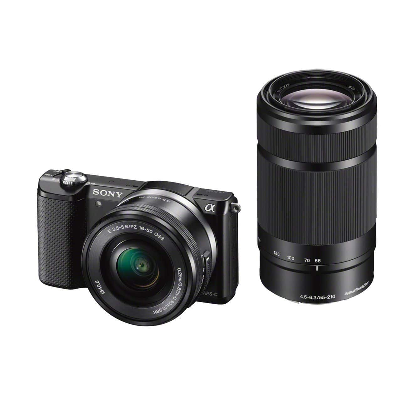 Photo de Des appareils photo Sony ILCE à -50% ! – Bons plans 7 Mars 2018