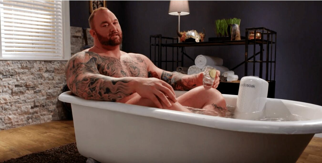 Photo of Faites pétiller votre bain avec la SodaSoak !