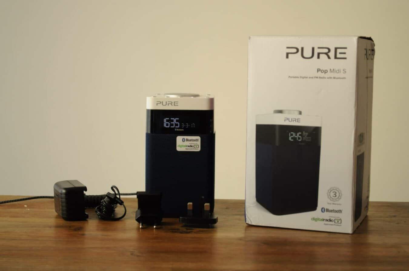 Photo of Test – Pure Pop Midi S – Une radio numérique en retard sur son temps
