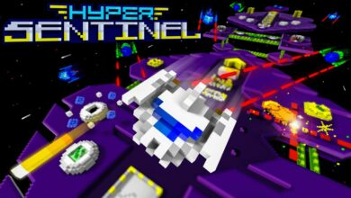 Photo of Hyper Sentinel : la version moderne d'Uridium des frères Hewson