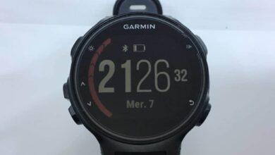 Photo of Test – Garmin Forerunner 735 XT : une montre connectée pour les athlètes