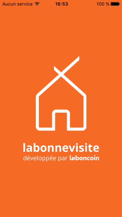 logo de l'application labonnevisite