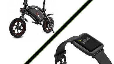 Photo de Un vélo électrique à moins de 300€ et une Smartwatch à 50€ – Bons Plans Geek