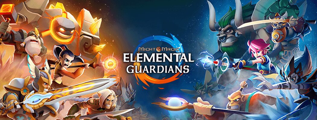 Elemental Guardians-Ecran titre