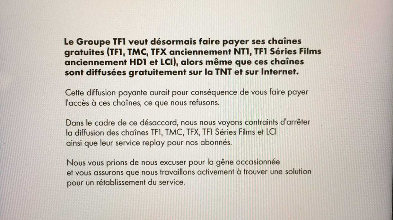 Photo of Canal+ VS TF1 : Fatality, et de la 4G pour les extraterrestres #TechCoffee
