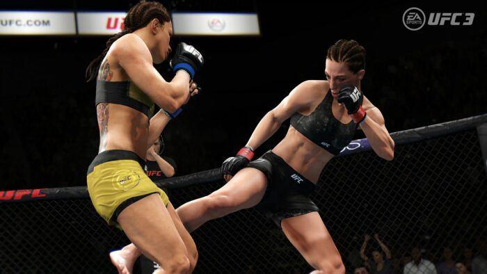 UFC 3 Femmes