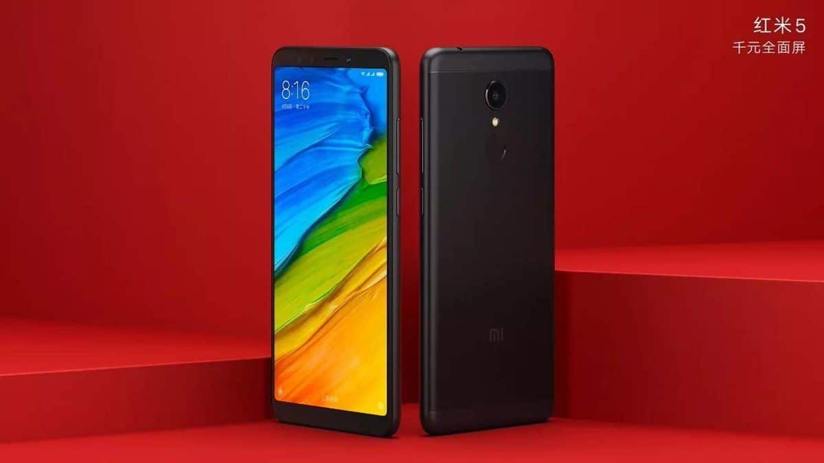 Photo de Le Xiaomi Redmi 5 Plus à -50% ! – Bons Plans 14 Mars