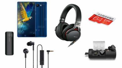 Photo of Casque Hi-Res Sony à 109€ au lieu de 220€ – Bons Plans Geek