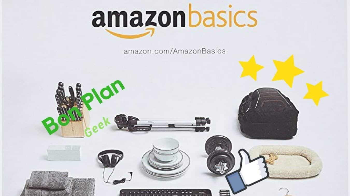 Photo of #BonsPlansGeek -20% sur Amazon Basics et le Dyson V6 Animal Pro à 200€