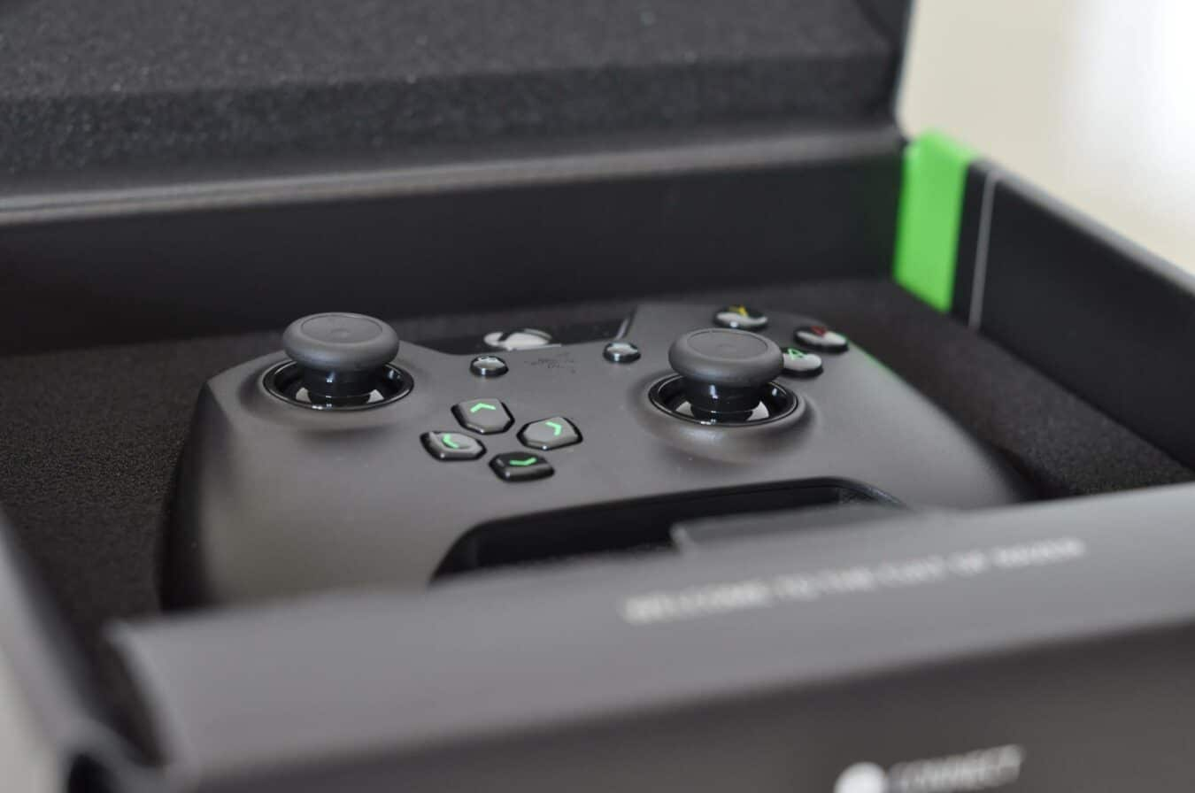Photo de Test – Razer Wolverine Tournament Edition – Une manette à la pointe