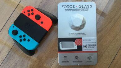 Photo of Test – Protéger à vie votre Nintendo Switch avec Force Glass