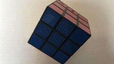 Photo de Test – Bigben Rubik's B17 : Un casse tête devenu un plaisir pour les oreilles !
