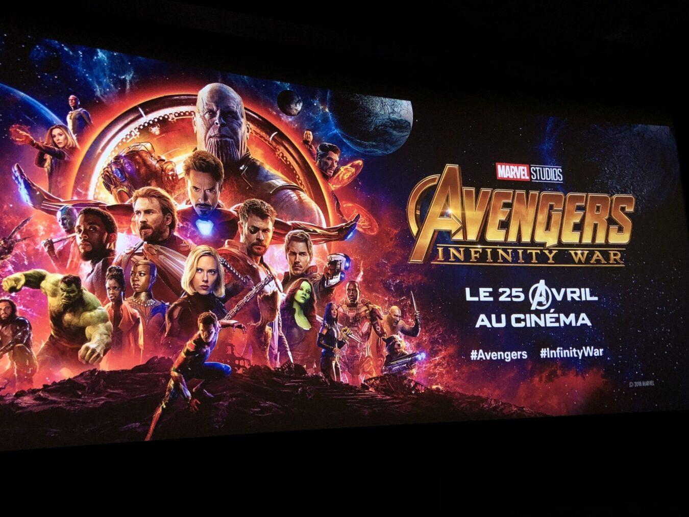 Photo de Avengers Infinity Wars : Retour gagnant des super-héros ? (Critique sans spoilers)