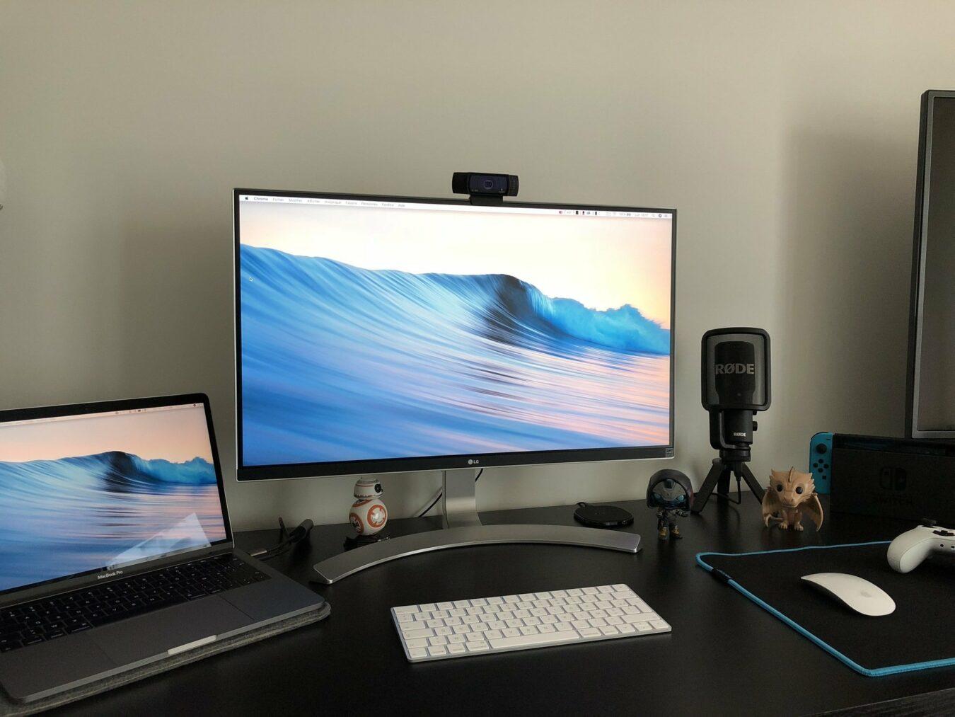 Photo of Test – LG 27UD88 : Un écran 4K polyvalent et d'excellente qualité