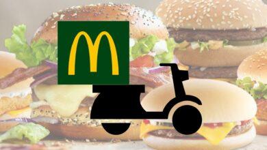 Photo of McDonald's lance enfin la livraison McDo à domicile sur l'application !