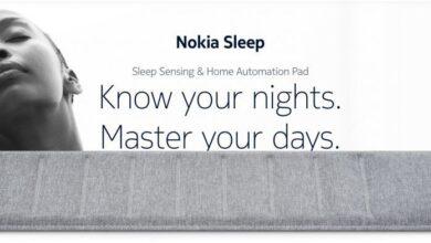 Photo de Nokia Digital Health : L'étude pour régler tous les problèmes de sommeil