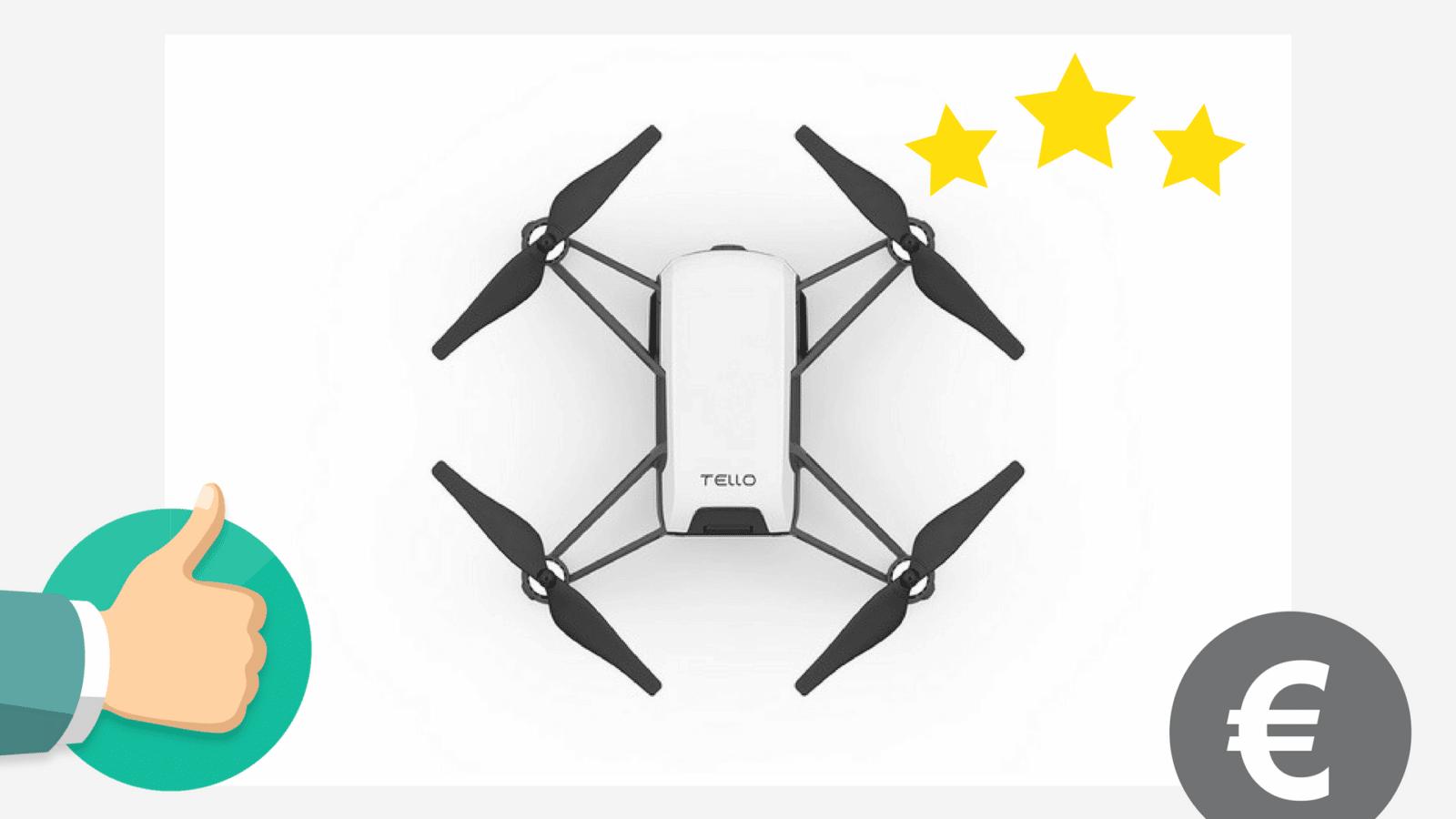 Photo de Offrez vous un drone DJI pour seulement 109€ – Bons Plans