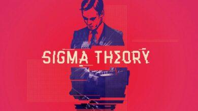 Sigma Theory - Ecran titre