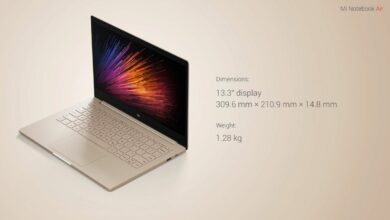 Photo of Le Notebook Xiaomi Air 13.3 à -23% et des promos printanières – Bons Plans Geek 12 avril