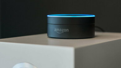 Photo de Amazon Echo – Un brevet qui autoriserait l'écoute de vos conversations