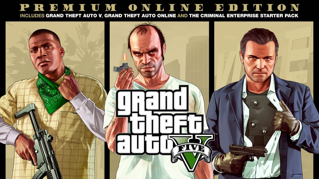 Photo of News – GTA 5 en version Premium Online Edition : Du neuf avec du vieux !
