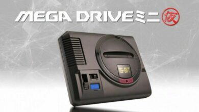 Photo de La Megadrive Mini officialisée par Sega – #BuzzEtClair