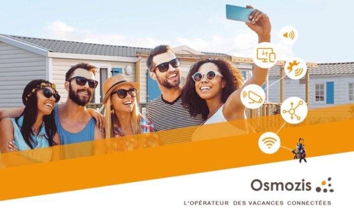 osmozis-pour des vacances connectées
