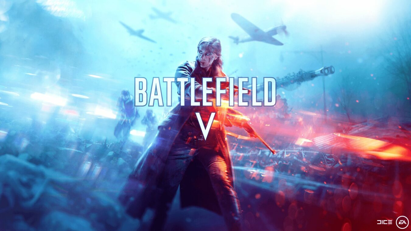 Photo de BF5 – Electronic Arts annonce la sortie de Battlefield V