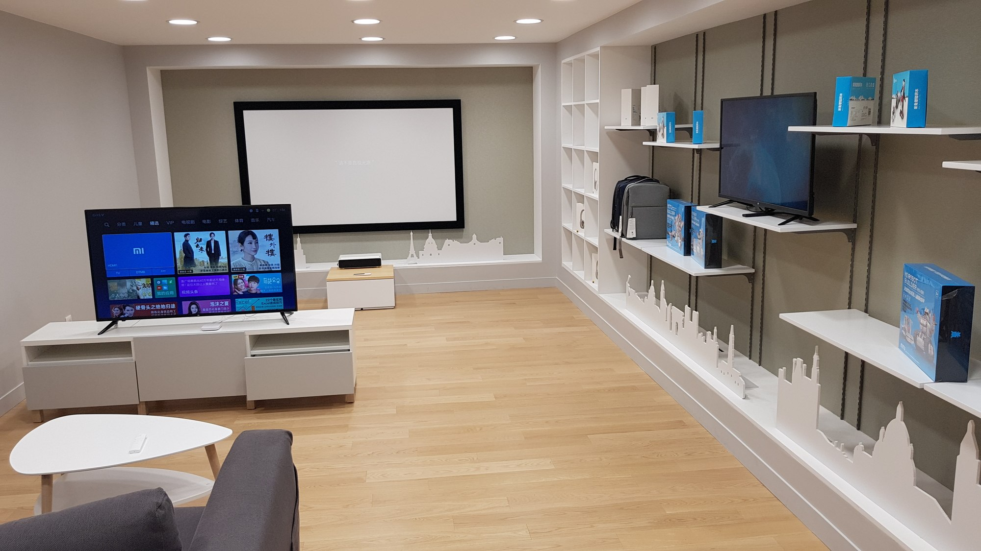 showroom video xiaomi france