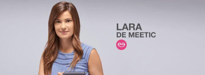 Lara de Meetic