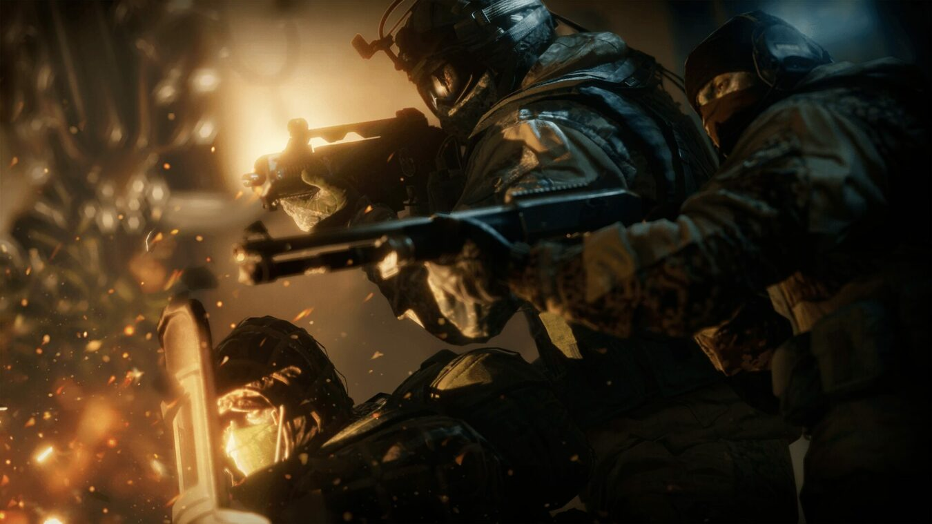 Photo de Rainbow Six Siege sera gratuit ce week-end !