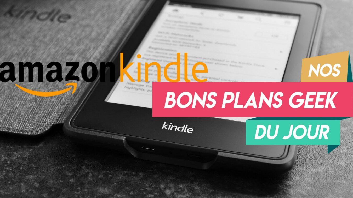 Photo de Bon Plan du Jour : Kindle Paperwhite d'Amazon un cadeau parfait pour Maman en Promo !
