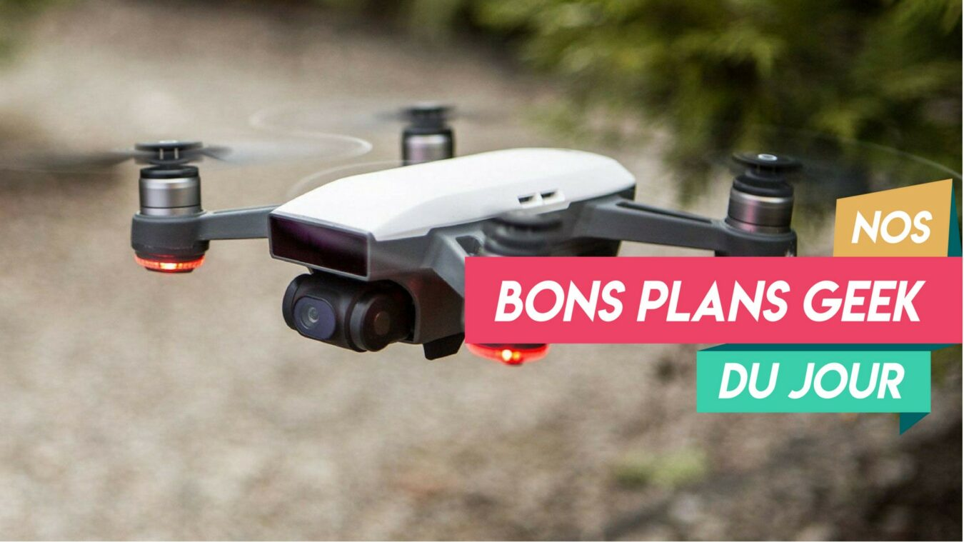 Photo of Le Drone DJI Spark à moins de 300€ – ? Bon Plan