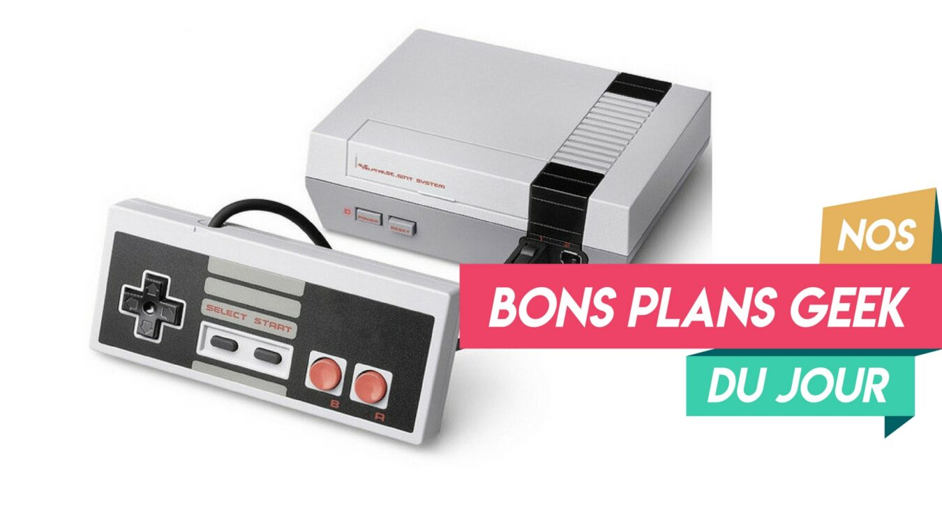 Photo of Mieux que la Nintendo Switch une NES Mini à 30€ ? Bon Plan