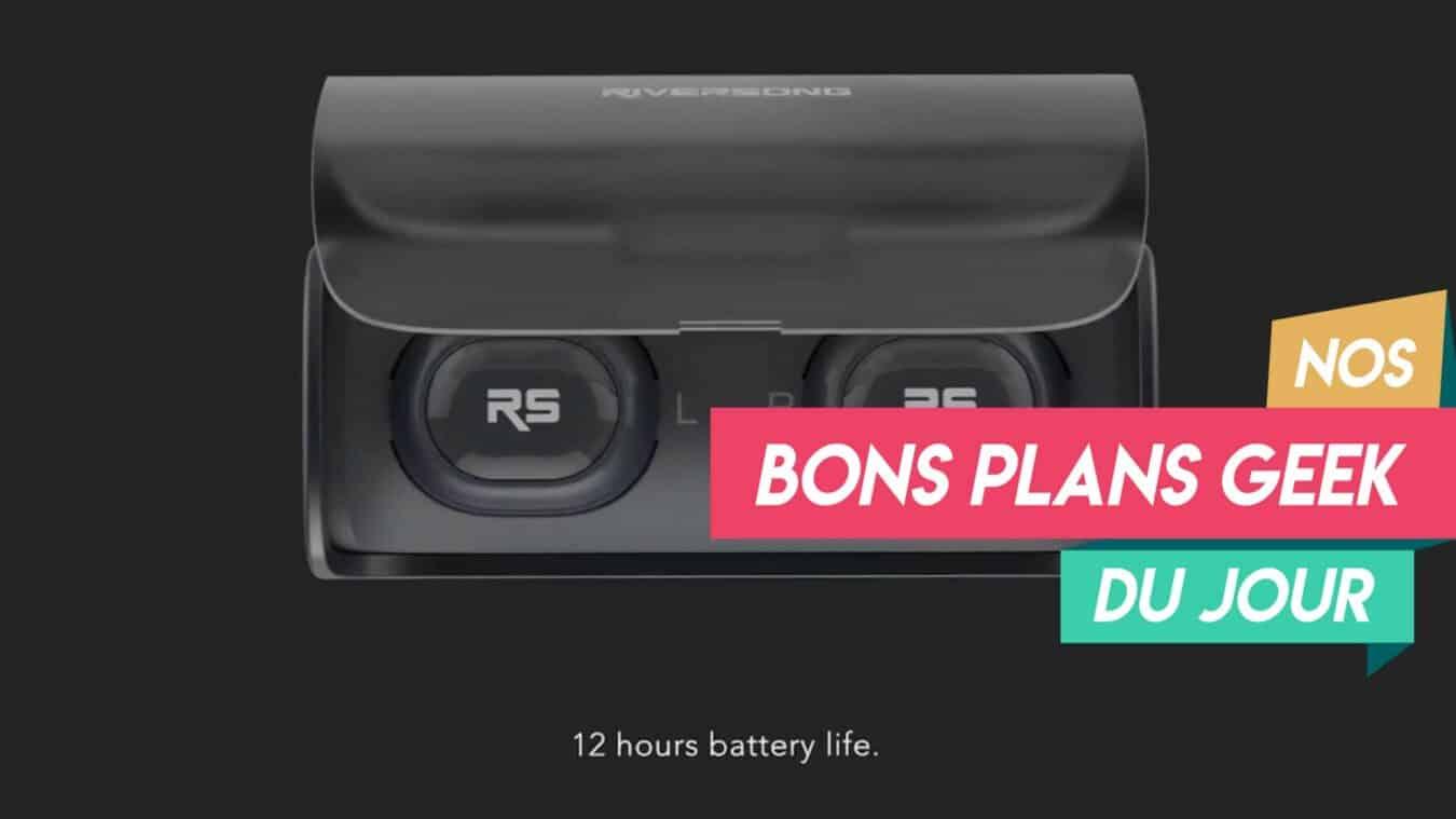 Photo de Des écouteurs sans fil à 25€ ? Bon Plan