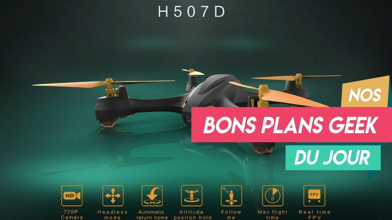 Photo of Hubsan, le drone parfait pour cet été à 135€ – ? Bon Plan
