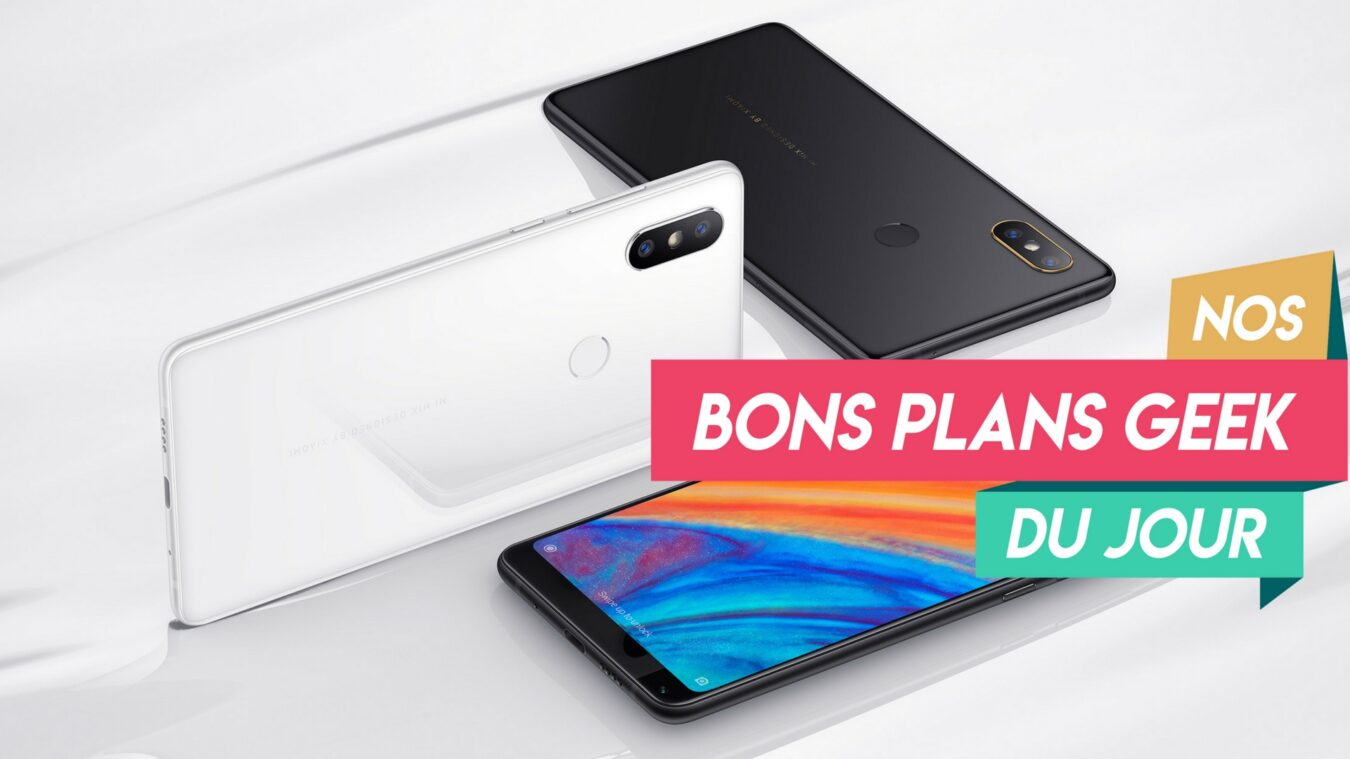 Photo de Le Xiaomi MI Mix 2S encore dispo à 450€ – ? Bon Plan