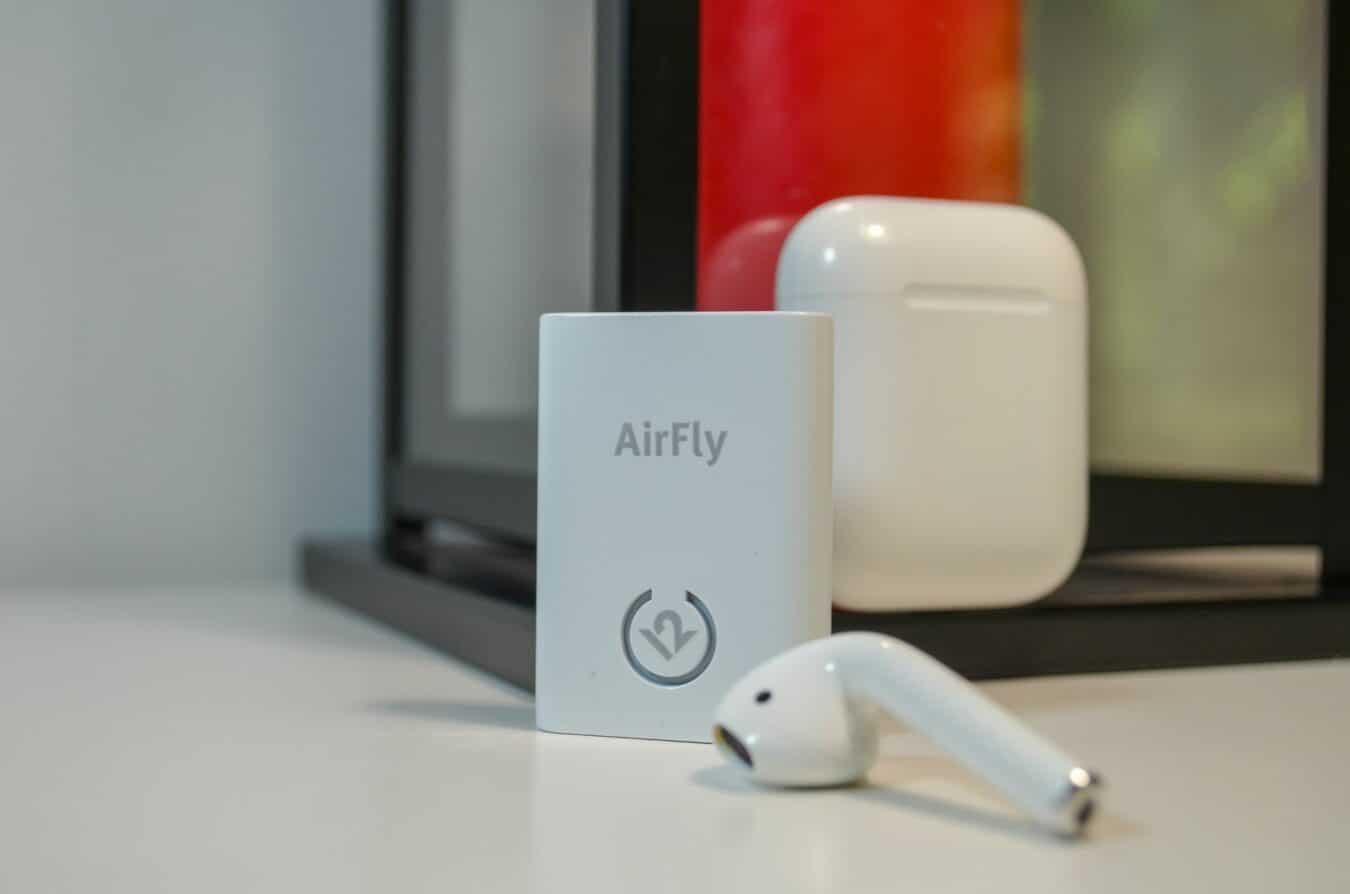 Photo of Test – Twelve South AirFly : Enfin une solution pour utiliser ses écouteurs sans-fil dans l'avion !