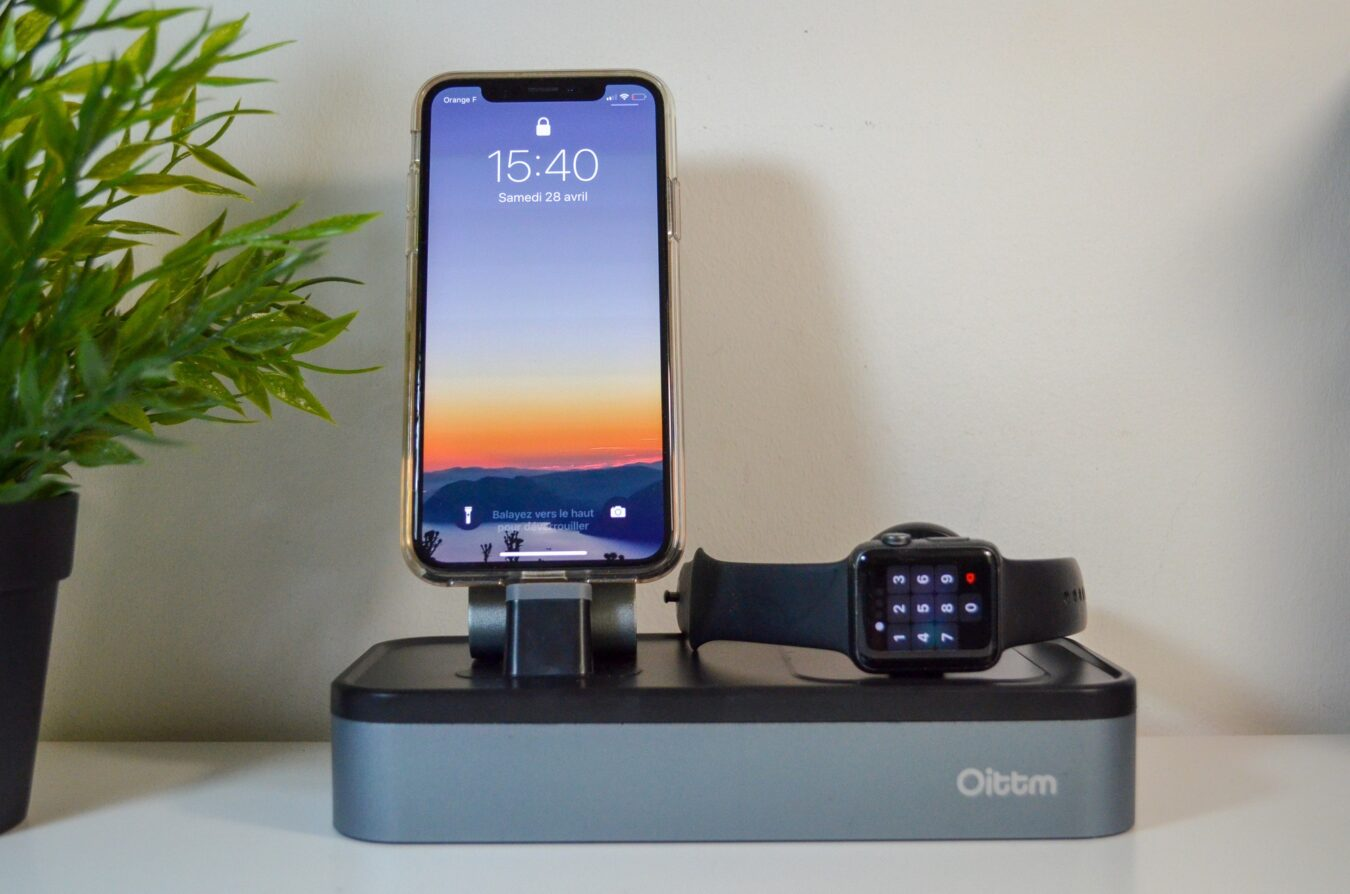 Photo of Test – Oittm Station Apple : Pour les fans de la pomme et des bureaux bien rangés