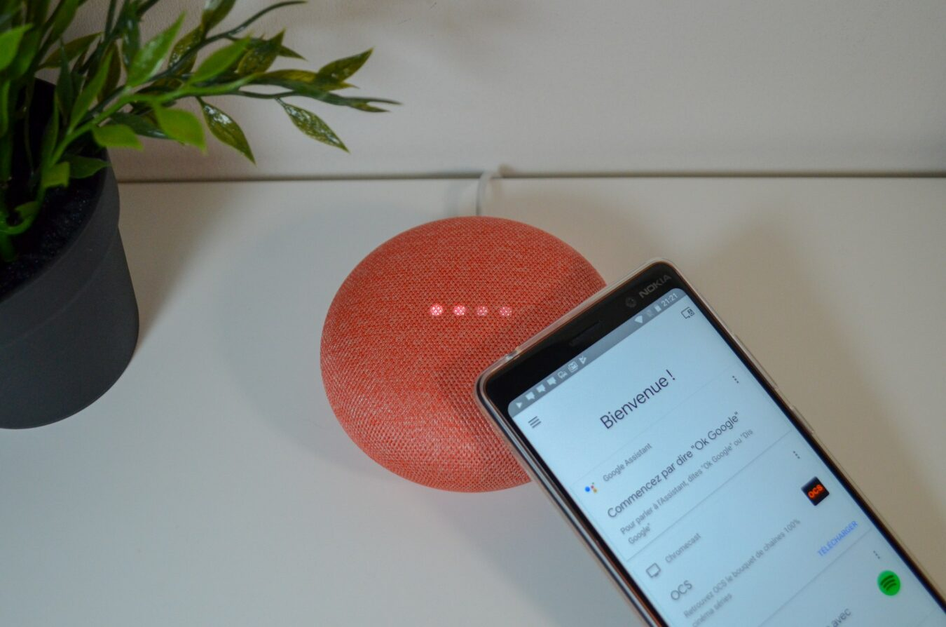 Avis du Google Home Mini