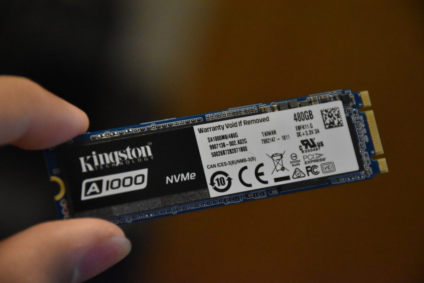 Photo of Test – Kingston A1000 480 Go : Le SSD M.2. entrée de gamme