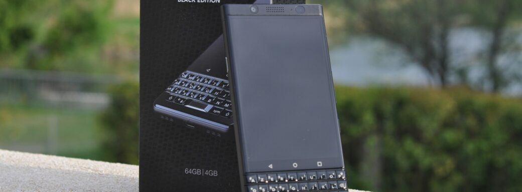 Avis du BlackBerry KeyOne