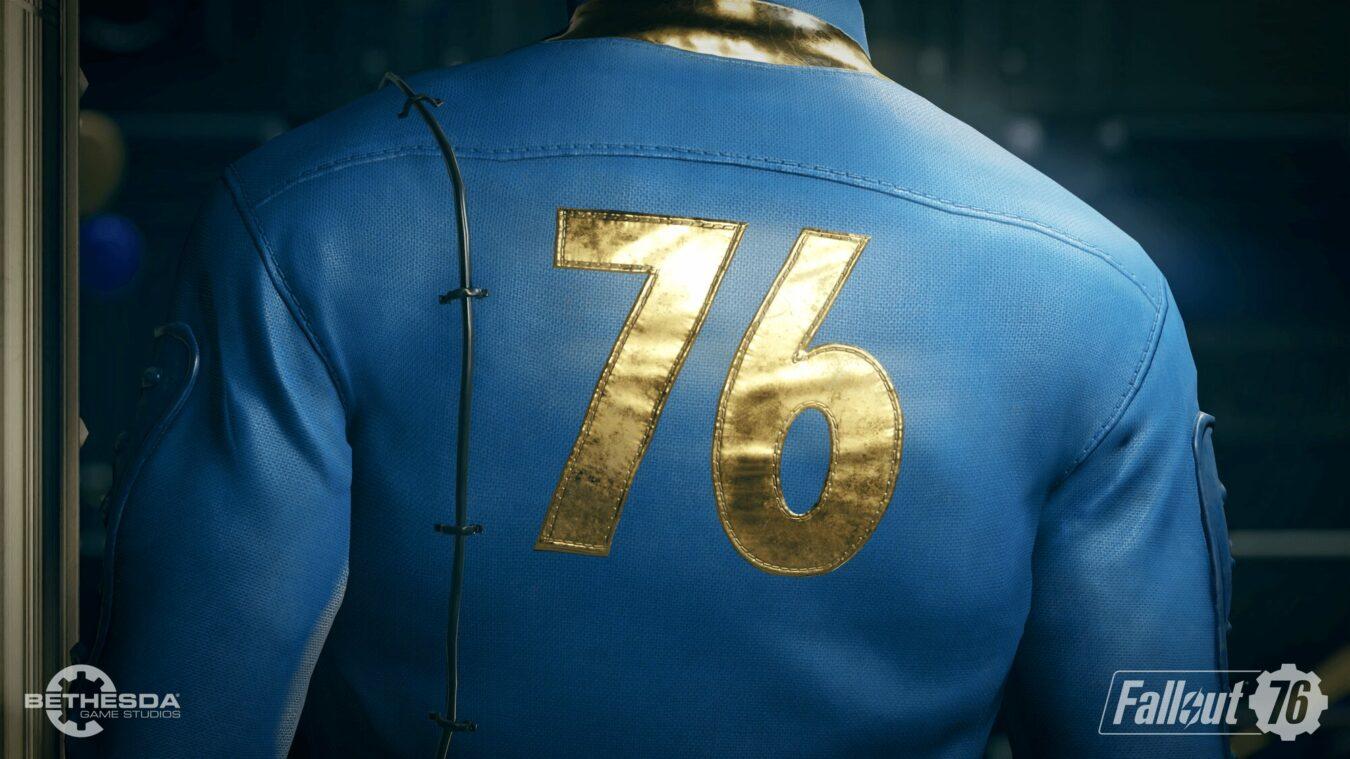 Photo de Fallout 76 a le droit à son nouveau trailer avant l'E3