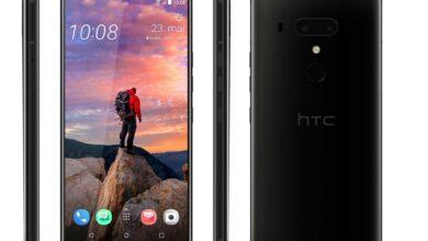 Photo of HTC U12+ : le nouveau flagship de la marque dévoilé