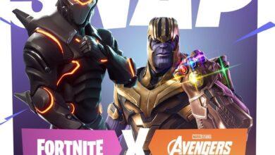Photo de Thanos débarque dans Fortnite et une panne paralyse Free Mobile #TechCoffee
